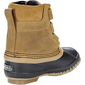 Sorel Cheyanne II Hook-and-Loop Bottes Enfant, elk/black